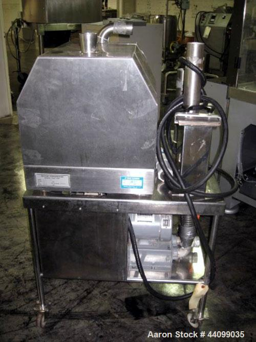 Used- Vector Hi Coater, Model HCT-30