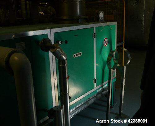 Used- Stainless Steel Glatt GC 1500 Film Coater
