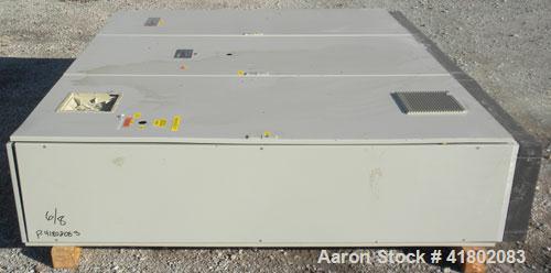 Used- Stainless Steel Glatt Drum Coater, Model GC-X-1500.