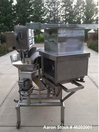 """Used- Heavy Duty Products Seasoning System, Model OMS99, consisting of: (1) Acrison feeder, Model 610, approximately 1-1/2"""" ..."""