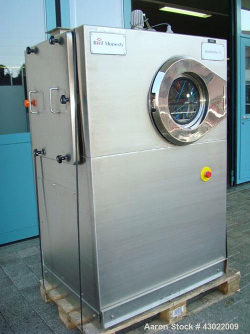 Used- Manesty Accelacota Automatic Tablet Coater