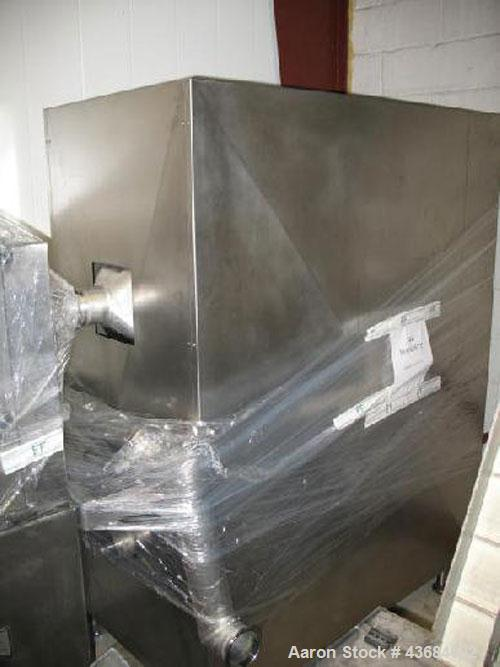 Used- 6.6 Gallon Stainless Steel Manesty Accelacota Tablet Coater