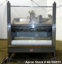 Used- DTG Finn Model MAXI Belt Coater, 304 Stainless Steel.