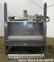 "DTG Finn 10.89 Cubic Feet Belt Coater, Model ""Enhanced"". Unit is rated for a 309+ liter capacity an..."
