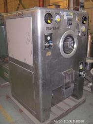 Used- Vector Freund Hi-Coater Coating Pan, Model HCT-48