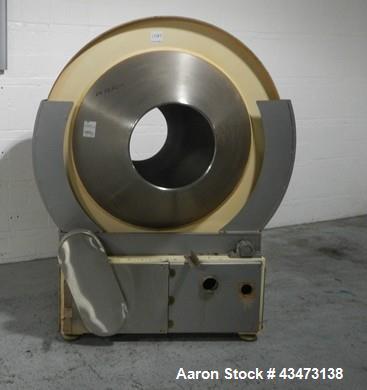 Used- Pellegrini Coating Pan, Model T300