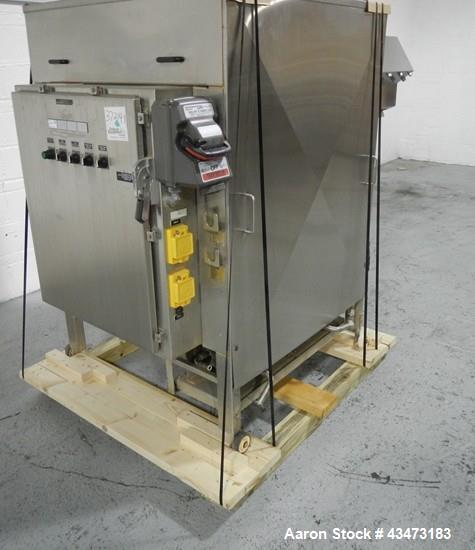 Used- Pellegrini Coating Pan, Model T300