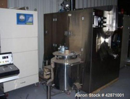 Used- Stainless Steel Pharma Technik Coating Pan