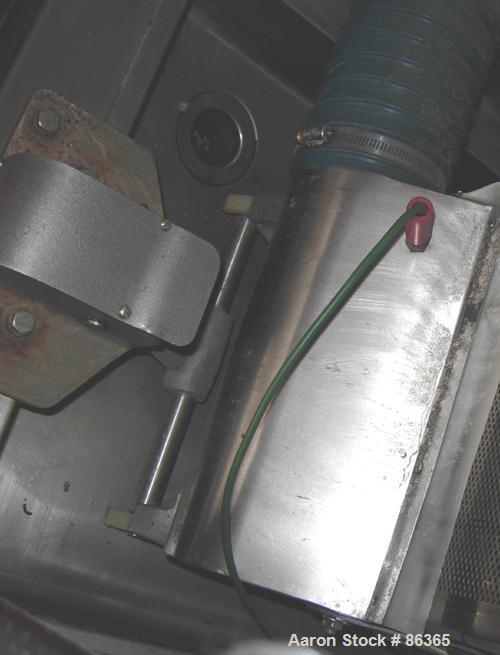 USED- Stainless Steel Thomas Engineering Accela-Cota, Model 24ACM11