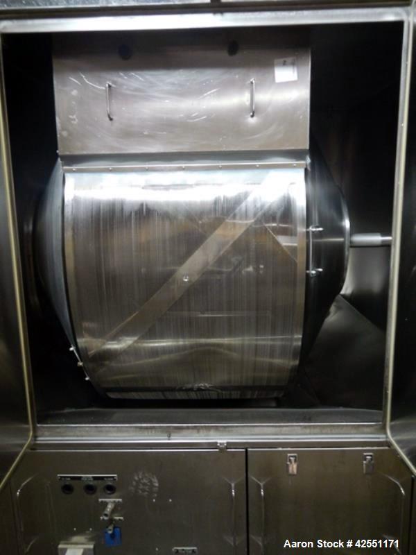 Used- Thomas Engineering Acela Cota Coating Pan, Model 66D