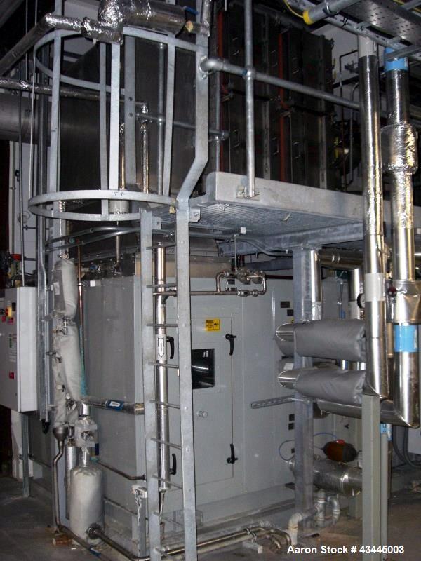 Used- Stainless Steel Thomas Engineering Coating Pan, Model Spectrum Compu-Coater