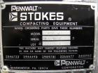 Used- Stokes Multi-Purpose Coating Pan, Model 100VS, 304 Stainless Steel. Hexagonal-shaped coating pan, approximate 42'' dia...