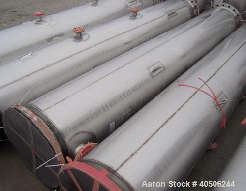 """Unused- Mueller Distillation Column, 24"""" Methanol Distillation Column, C- 801, 304L Stainless Steel, Vertical. 24"""" diameter ..."""