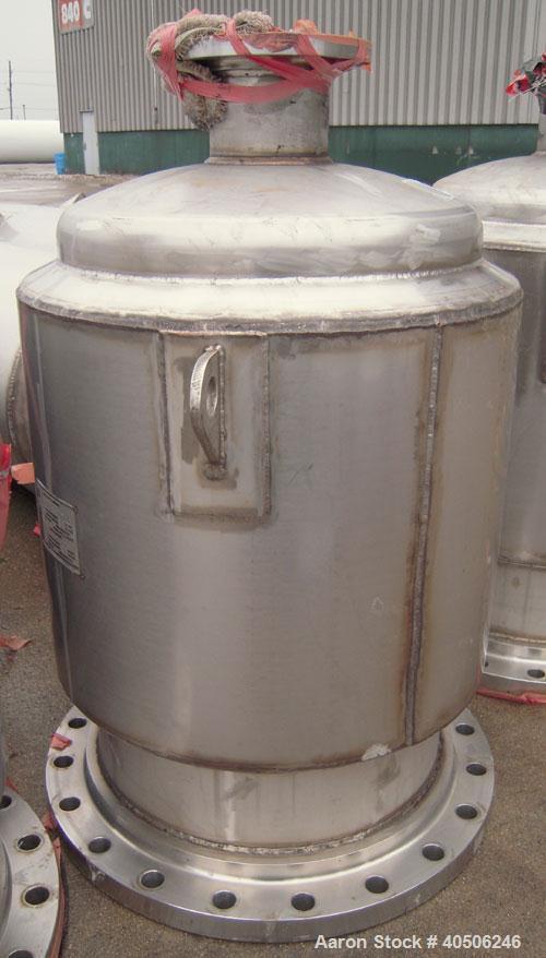 """Unused- Mueller Distillation Column,  24"""" Methanol Distillation Column, C- 801,  304L Stainless Steel, Vertical. 24"""" diamete..."""