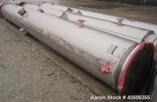 """Unused- Mueller Distillation Column,24"""" Methanol Distillation Column, C- 801 304L Stainless Steel, Vertical. 24"""" diameter x ..."""