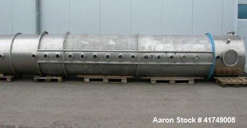 Used- 3171 Gallon Distillation Column