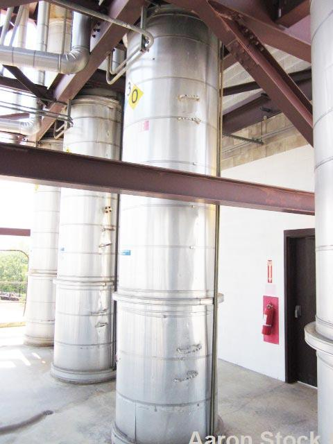 Unused- Stainless Steel Precision Stainless Extraction Column