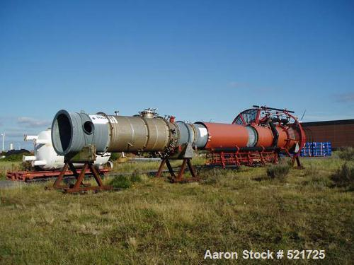 """Used-Unused- Sulzer-Chemtech Crystallizer. Material of construction is stainless steel on product contact parts. 4'9"""" diamet..."""
