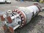 Used- Morton Machine Works Column, Carbon Steel, Teflon Lined. 32