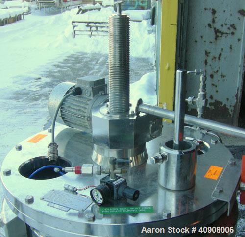 Used- Verdot Industrie Chromatography Column, Model 600-600