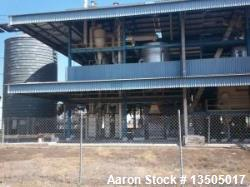 Desmet 100-125 TPD, Solvent Extraction Plant. Complete with preparation equipment. Plant was design...