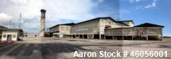 Used- 2,000 Ton Sugar Mill.