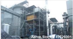 Used- 6.7 MW Biomass Plant.