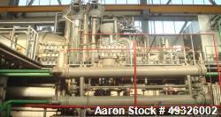 Used- Siemens 50 MW Steam Turbine, Model ENK 71/3.2. Design output 18.990 kW. Max. output 49.770 kW. Turbine 3000 rpm. Main ...