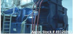 Used- 22,850 MWe Power Plant. Consists of (5) Deutz (MWM) engines, Model TBG 632 V 16. (1) MWM Engine, Model TCG 2032.