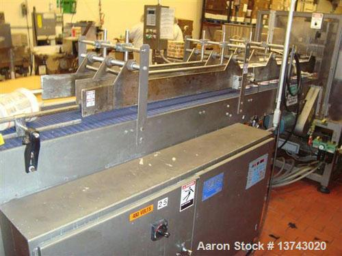 Used-Macaroni/Potato Salad Processing Line, 60,000 lb per shift. Major items include AK Robbins steam blanchers, abrasive pe...