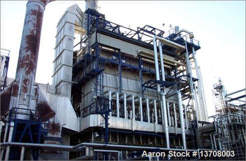 Used-Foster Wheeler 13.4MMSCFD Hydrogen Plant with steam-methane reforming unit. Primary feedstock natural gas. Major items ...
