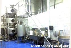 d: Pro-Soya Foods Dry Bean Conveying and Pre-Cleaning System, Model VS2000, by Inox Industry in Miss...