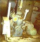 Used- Gardner Denver 20 hp compressor, model LBC1008. 500 psig. Bore 4 7/8