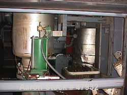 Used- Atlas Copco Air Compressor, Model 3XZA8B