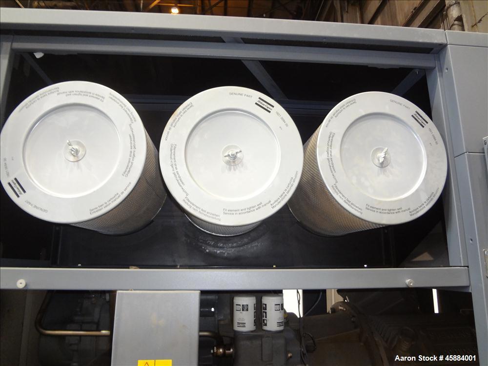 Unused Atlas Copco Water Cooled Air Compressor, Model ZA355