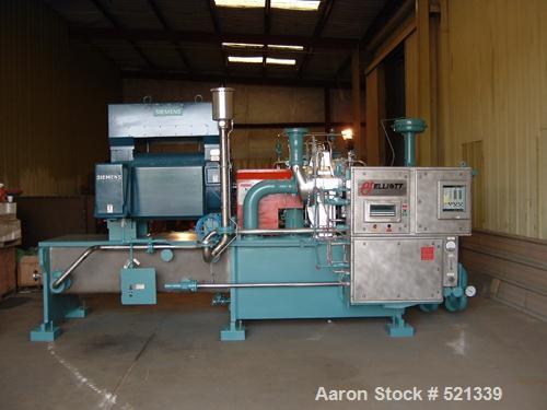 Unused-UNUSED: Elliott Plant Air Package Plus (PAP Plus), model 420DA3. Approximately 5000 cfm @ 100 psi, 1000 hp Siemens mo...