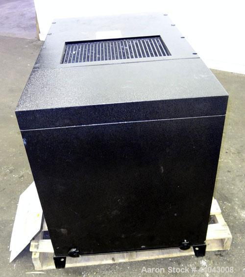 Used- Ingersoll-Rand Unigy Rotary Screw Air Compressor, Model UNI-15-150-H. Capacity 53 CFM, rated operating pressure 125psi...