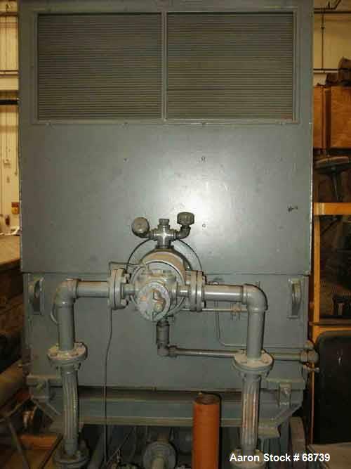 Used- Joy Manufacturing Company Turbo Air Compressor, Model TA50 HH