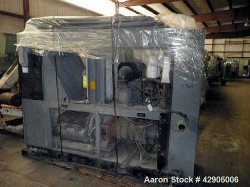 Used- Atlas Copco Oil-Injected Rotary Screw Air Compressor, Model GA355-125. 303 CFM, 75 hp, 132 psi. Built 1987.