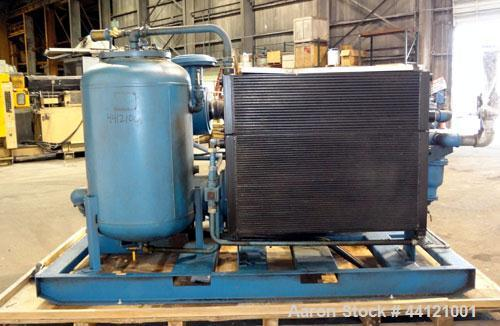 Used- Quincy Air Cooled Rotary Screw Compressor, Model QSI750ANA3-2