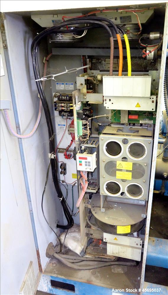 Used- Quincy QSync Water Cooled Rotary Screw Compressor
