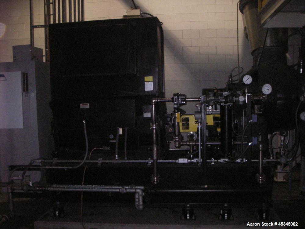 Used- Siemens Turblex Air Compressor, 9100 SCFM