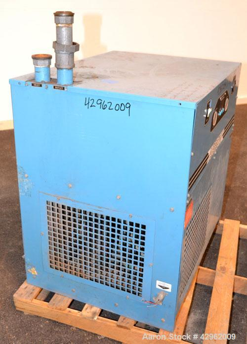 Used- Arrow Pneumatics Refrigerated Air Dryer, Model A-250-3. Rated 250 SCFM. Requires a 9 pound charge of R-22. 3/60/230 vo...