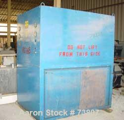 USED:Champion refrigerated air dryer, model 80. Rated 2000 cfm at100 psi at 100 deg F inlet air temp. 3/60/460 volt. Range 3...