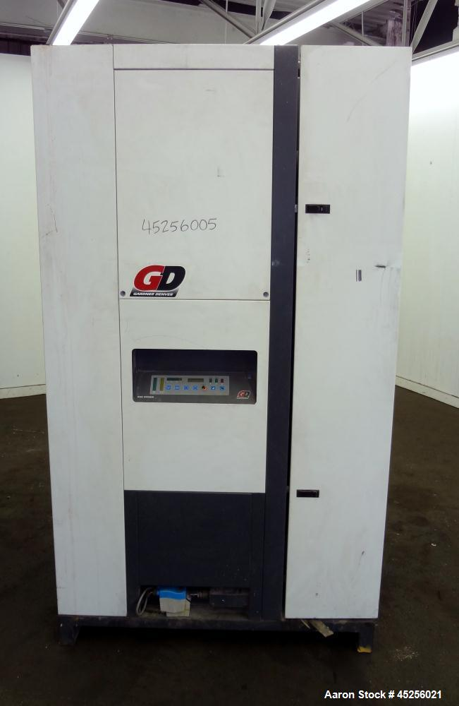 Used- Gardner Denver Refrigerated Compressed Air Dryer, Model RSD1250W4