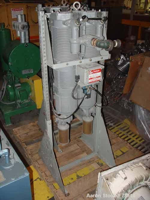 """Used- Graham-White Manufacturing Company """"Five-In-One"""" Air System, Model D28A11. Operating pressure 75 PSIG to 150 PSIG. Sta..."""
