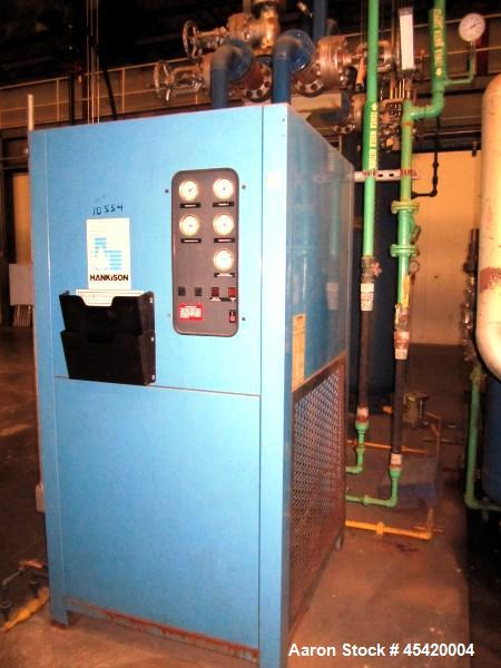 Used- Hankinson Pressure Air Dryer, Model HPRD-4