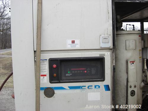 Unused-Used: Ingersoll Rand Air Compressor, Model SSR-EPE 300, 300 hp, 1363 cfm, 125 psig, 406 amps, 460 volt, 3 phase, 60 h...