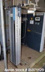 Used- Atlas Copco CD32 Air Dryer, Model 1624-0232-80. Rated 68 SCFM at 102 PSIG. Maximum pressure 232 PSIG, temperature rang...