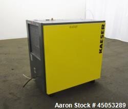Used- Kaeser Refrigerated Compressed Air Dryer, Model TD61.
